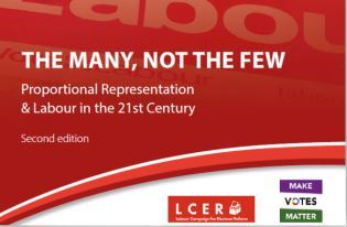 Report on proportional representation in the labour party LCER and MVM