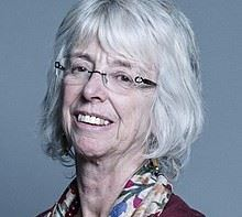 Baroness Ruth Lister, supporter of proportional representation
